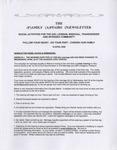 Family Affairs Newsletter 2009-04-15