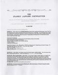 Family Affairs Newsletter 2009-06-15