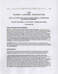 Family Affairs Newsletter 2009-09-01