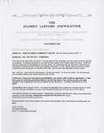 Family Affairs Newsletter 2009-11-15