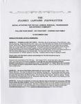 Family Affairs Newsletter 2009-12-15