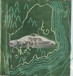 Maine Chance Farm Christmas Card (1950)