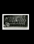 The Dominican Band Photograph, 1925-1926 by Franco-American Collection