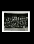 La Fanfare STE Cecile (Ste. Cecilia's Band) Photograph by Franco-American Collection