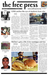 The Free Press Vol 37, Issue 5, 10-10-2005