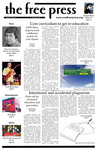 The Free Press Vol 37, Issue 10, 11-21-2005