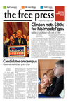 The Free Press Vol. 38, Issue 6, 10-23-2006