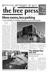 The Free Press Vol. 38, Issue 8, 11-06-2006