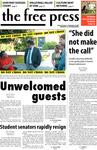 The Free Press Vol. 39, Issue No. 4, 09-24-2007