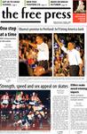 The Free Press Vol. 39, Issue No. 5, 10-01-2007
