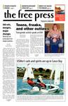 The Free Press Vol. 39, Issue No. 7, 10-29-2007