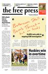 The Free Press Vol. 39, Issue No. 8, 11-05-2007