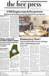 The Free Press Vol. 40, Issue No. 2, 09-15-2008