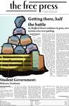 The Free Press Vol. 40, Issue No. 3, 09-22-2008