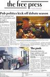 The Free Press Vol. 40, Issue No. 4, 09-29-2008