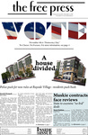 The Free Press Vol. 40, Issue No. 7,11-03 -2008