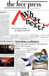 The Free Press Vol. 40, Issue No. 8, 11-10-2008