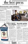 The Free Press Vol. 40, Issue No. 13, 02-02-2009