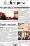The Free Press Vol. 40, Issue No. 15, 03-02-2009