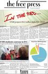 The Free Press Vol. 40, Issue No. 16, 03-09-2009