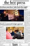 The Free Press Vol. 40, Issue No. 19, 04-13-2009