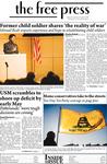 The Free Press Vol. 40, Issue No. 20, 04-20-2009