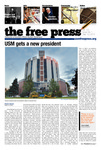 The Free Press Vol 44 Issue 1, 09-10-2012