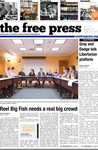 The Free Press Vol 44 Issue 3, 09-24-2012