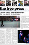 The Free Press Vol 44 Issue 4, 10-01-2012