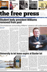 The Free Press Vol 44 Issue 5, 10-15-2012