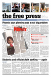 The Free Press Vol 44 Issue 10, 12-03-2012