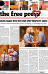 The Free Press Vol 44 Issue 15, 02-11-2013