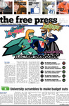 The Free Press Vol 44 Issue 18, 04-01-2013