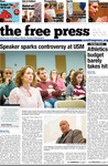 The Free Press Vol 44 Issue 20, 04-15-2013