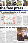 The Free Press Vol 45 Issue 2, 09-09-2013