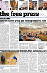 The Free Press Vol 45 Issue 5, 10-07-2013