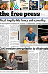 The Free Press Vol 45 Issue 7, 10-28-2013