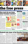 The Free Press Vol 45 Issue 8, 11-04-2013