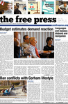 The Free Press Vol 45 Issue 10, 12-02-2013