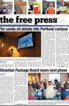 The Free Press Vol 45 Issue 14, 02-03-2014
