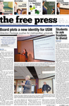 The Free Press Vol 45 Issue 16, 02-24-2014