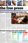 The Free Press Vol 45 Issue 18, 03-10-2014