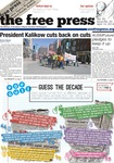 The Free Press Vol 45 Issue 20, 04-14-2014
