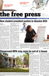 The Free Press Vol 45 Issue 21, 04-21-2014