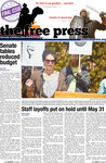 The Free Press Vol 45 Issue 22, 04-28-2014