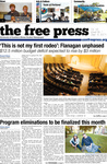 The Free Press Vol 46 Issue 1, 09-08-2014