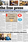 The Free Press Vol 46 Issue 3, 09-22-2014