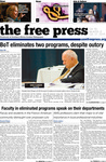The Free Press Vol 46 Issue 6, 10-27-1012