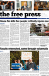The Free Press Vol 46 Issue 7, 11-03-2014
