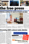 The Free Press Vol 46 Issue 9, 11-17-2014